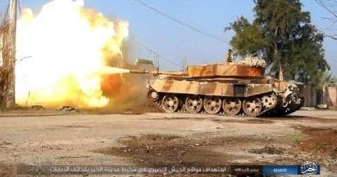 Кровавый провал ИГИЛ: Наступление на Дейр Зор обернулось большими потерями (ФОТО 21+)