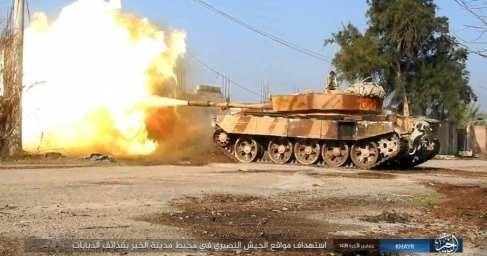 Наступление ИГИЛ наДейр Зор обернулось большими потерями