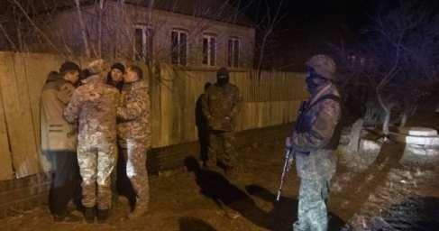 Блокада Донбасса: под Краматорском задержали прорвавшихся «блокираторов» со стрельбой