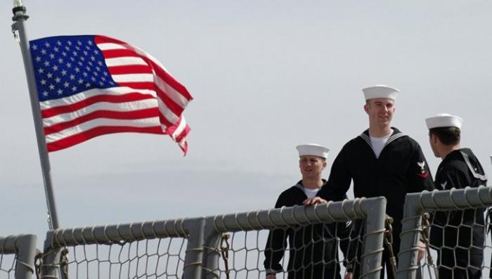 США: офицеры ВМС разглашали гостайны за секс-вечеринки