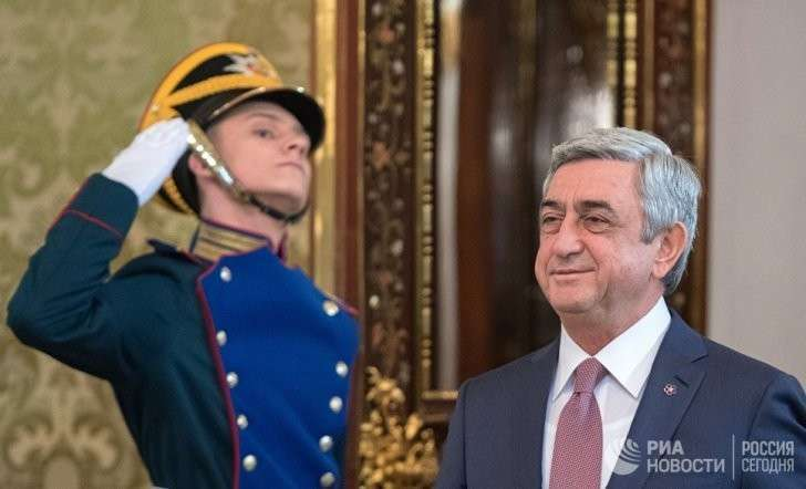 Закавказские маневры: что делал глава Армении Серж Саргсян в Москве