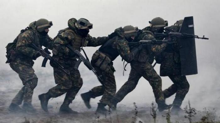 Русский «спецназ»: откуда взялись стальные солдаты Путина