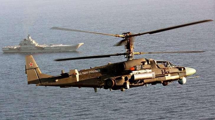 Перевооружение ВМФ: Россия активно модернизирует морскую авиацию