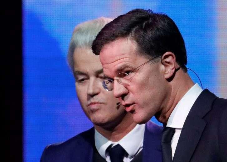 На выборах в Нидерландах победил кандидат от глобалистов