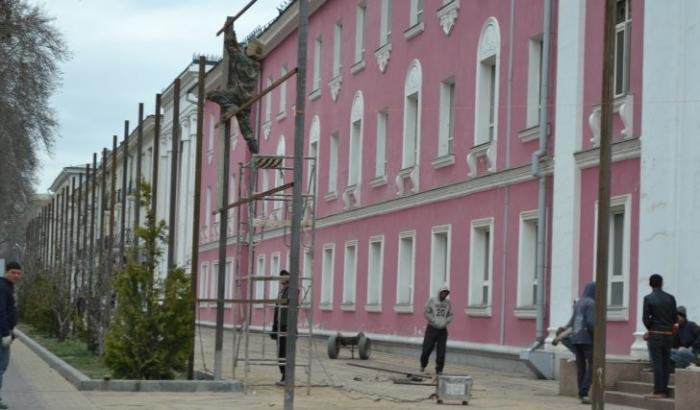 Власти Душанбе хотят уничтожить память народа, снося исторические здания