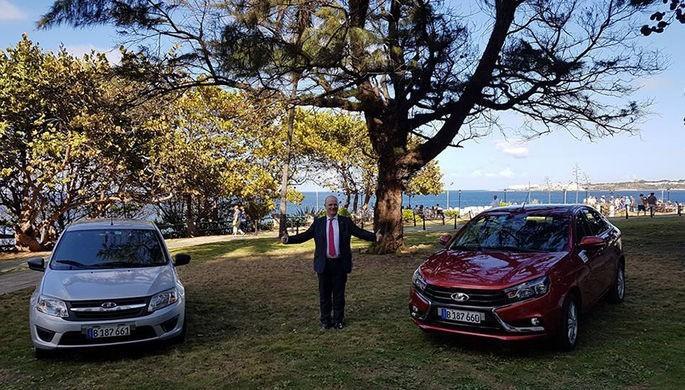 «АвтоВАЗ» продал тестовую партию в количестве 320 автомобилей наКубу