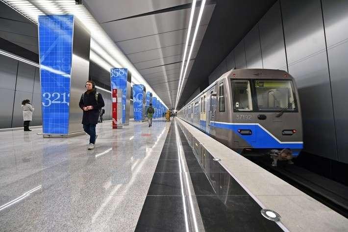 ВМоскве открыли 3 новых станции метро