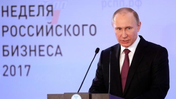 Владимир Путин ответил крупному бизнесу за Силуанова и Набиуллину