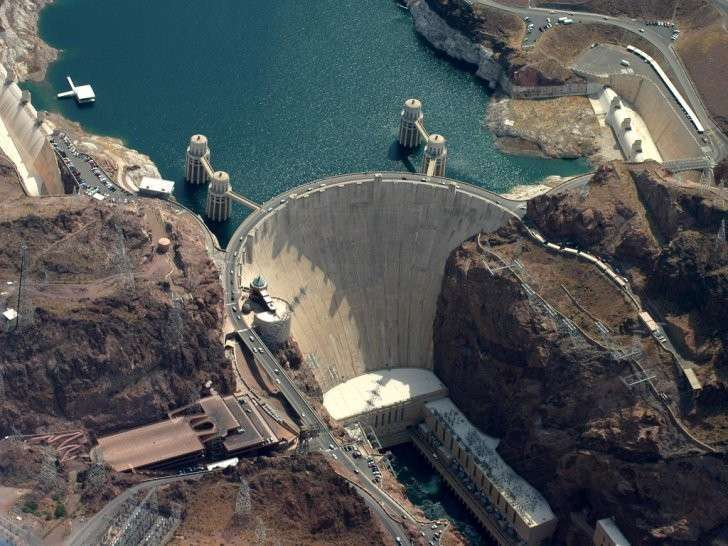 Разрушение плотины – не такое уж и редкое явление в США...