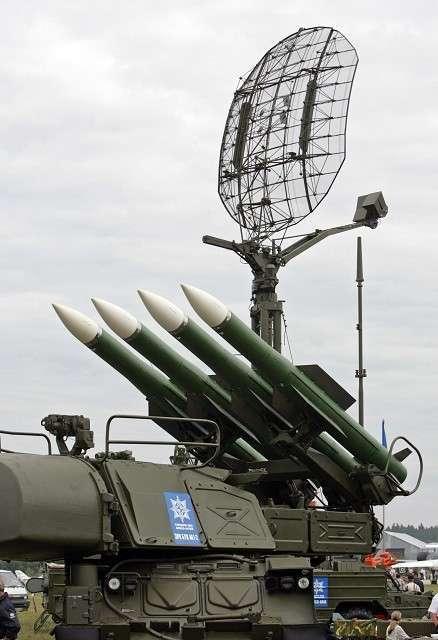 Фото. Современные системы ПВО, оборудованные ИК-детекторами, способны поражать даже самолеты-невидимки © VIKTOR CHERNOV | GLOBALLOOKPRESS.COM