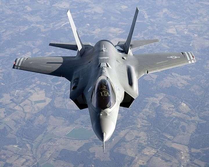 F-35 – «молния», безнадёжно опоздавшая на 56 лет