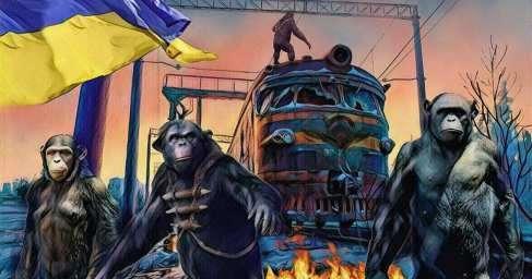 Победим Россию песнями и вышиванками, — сеть взрывают кадры с участниками блокады Донбасса (ВИДЕО)