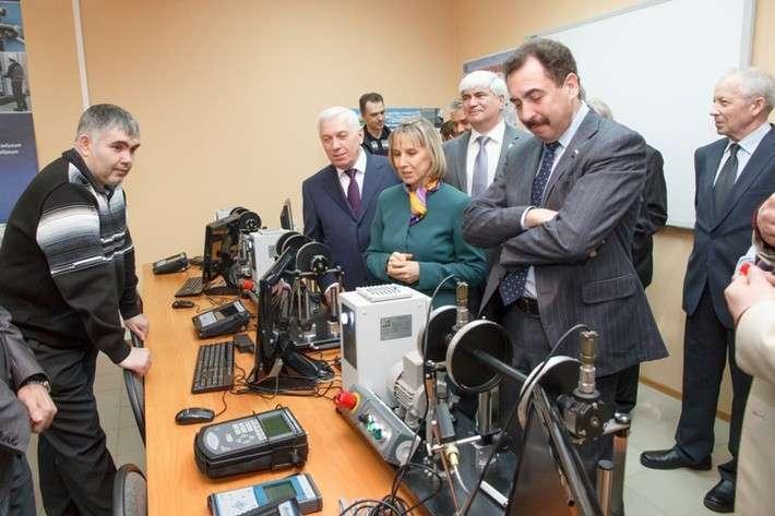 Томские политехники ведут передовые разработки в области вибродиагностики