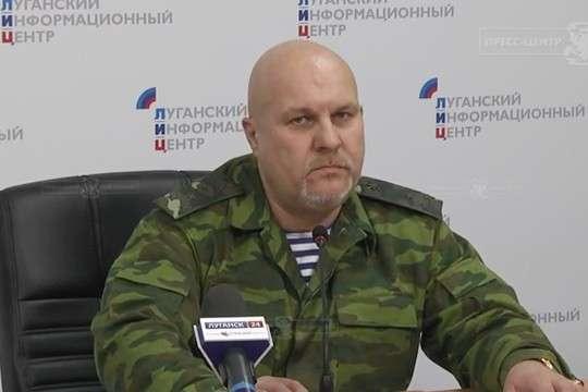 ЛНР: предотвращен теракт киевской хунты против военного комиссара республики