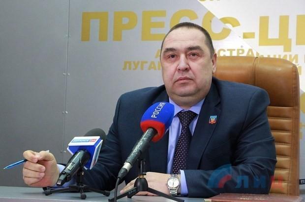В ЛНР пообещали провести референдум о присоединении к России