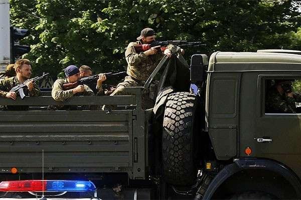 Ополчение ликвидировало подразделение батальона «Днепр» в Запорожье