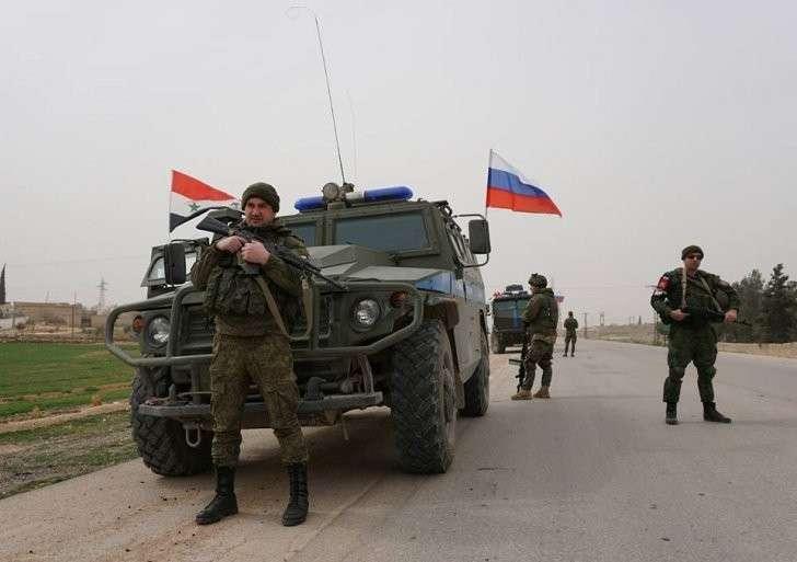 Зачем «вежливые люди» России вошли на север Сирии, разделив курдов итурок (ФОТО, ВИДЕО)