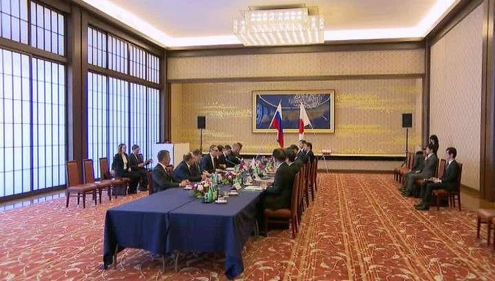 Россия и Япония начали первые рабочие консультации по совместному освоению Курильских островов