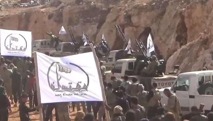 Сирия: американские наёмники складывают оружие и покидают город Хомс