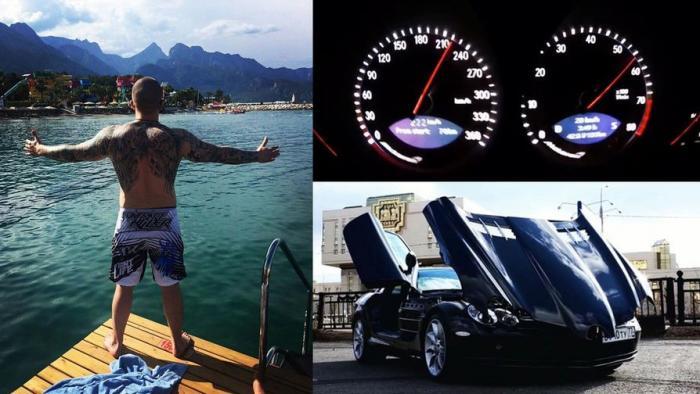 Безмозглый сынок миллиардера-жулика Игорь Ишаев пригрозил найти всех оскорблявших его в соцсетях
