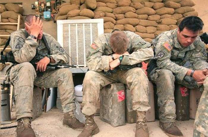 Врага надо знать в лицо. Страшная армия США