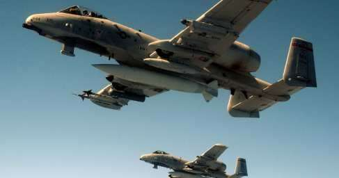 Сирия: бомбардировки США грозят масштабной катастрофой для сотен тысяч людей