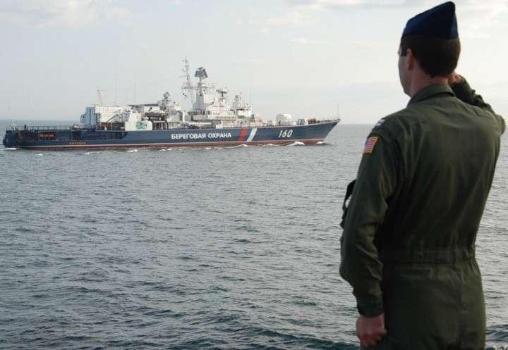 Минобороны представили систему защиты морского пространства
