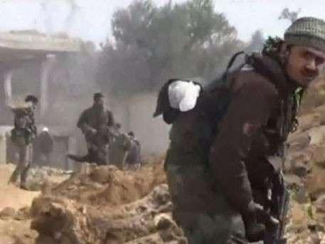 Сирия: правительственные войска отбили атаку англо-американских террористов на Дамаск