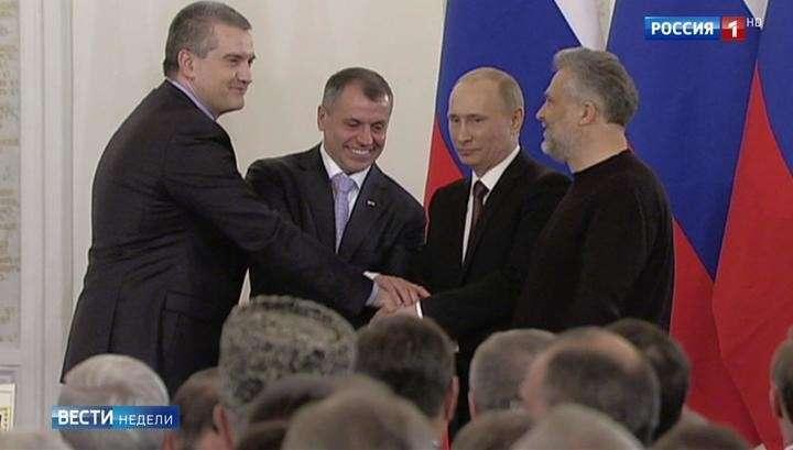 Россия дала крымчанам равноправие, достойное образование и медицину