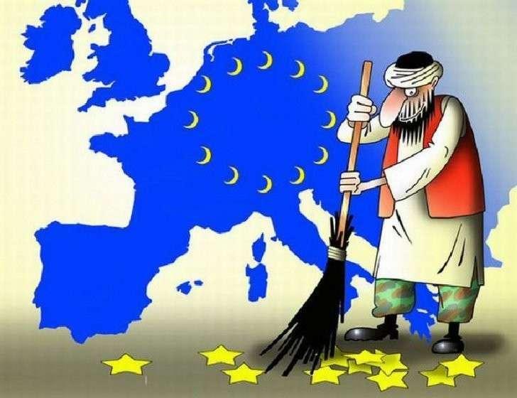Юмор помогает нам пережить смуту: Европа уже не та
