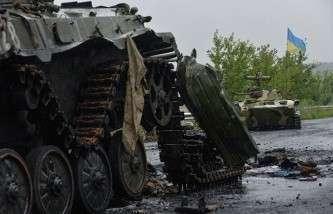Ополченцы сообщают о сдаче в плен в Шахтёрске 702 украинских военных
