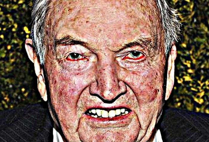 Умер Девид Рокфеллер, глава клана и фракции Мирового Правительства
