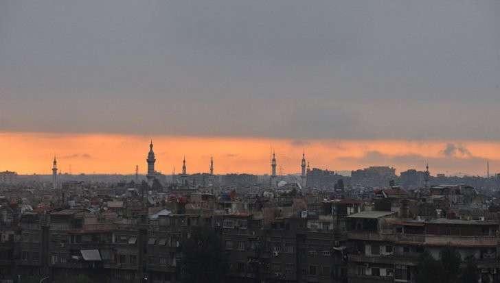 Сирийские ПВО сбили очередной беспилотник террористов из Израиля