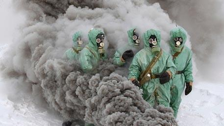 Войска маскируются дымом – новейшая спецтехника прячет армию от врага