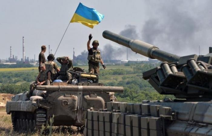 ДНР и ЛНР против Украины 2017: новый виток войны начнётся летом