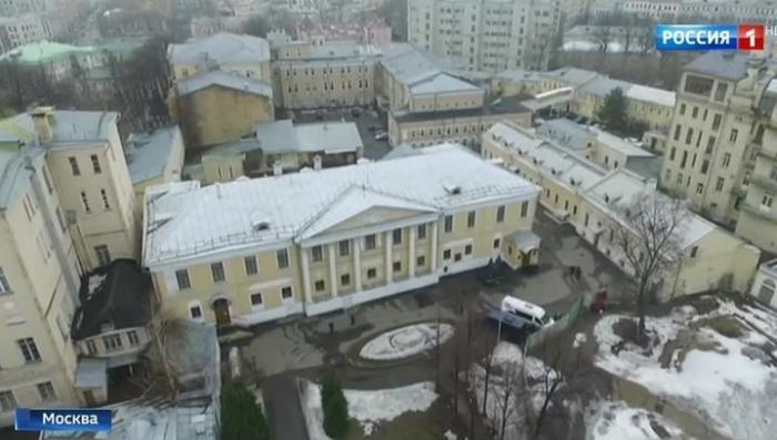 Центру Рерихов придется покинуть старинную усадьбу Лопухиных в центре Москвы