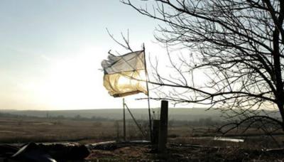 Каратели потеряли 12 боевиков в атаке на позиции ДНР и позорно бежали, бросив тела своих товарищей