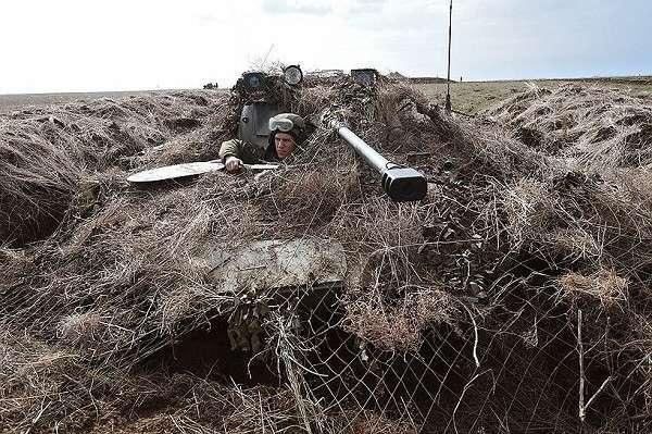 Военные учения в Крыму: отработка сценария мировой войны