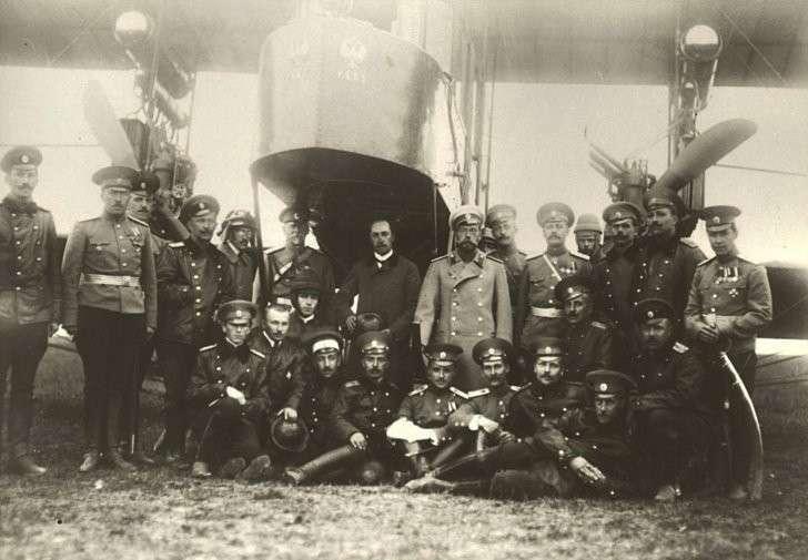 Чем прославились русские до того, как большевики оставили Россию «с сохой»