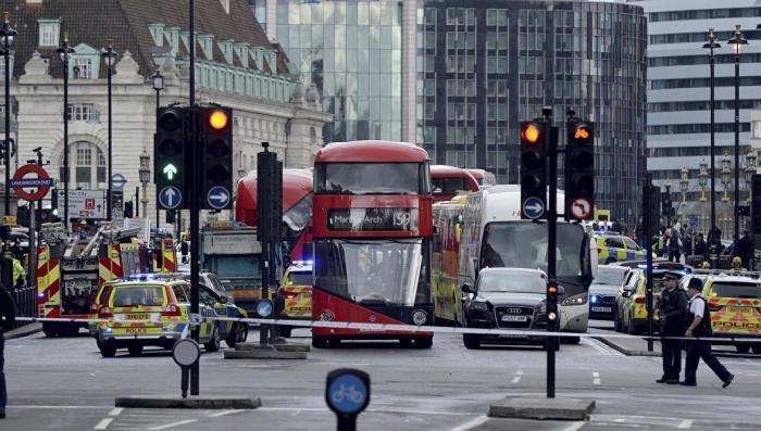 Теракт на мосту в Лондоне совпал по датам с терактами в Брюселе