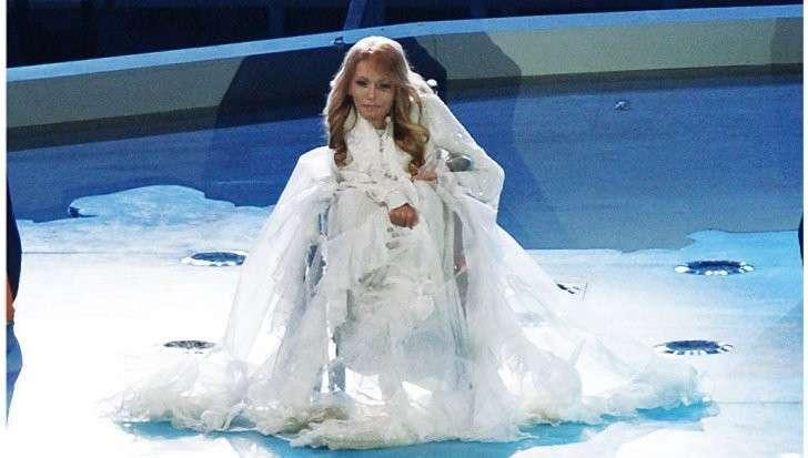 Россию на «Евровидении» представит Самойлова но в 2018 году
