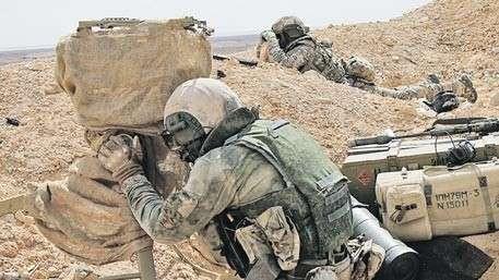 Бойцы ССО в Сирии: Русский спецназ в арабской пустыне