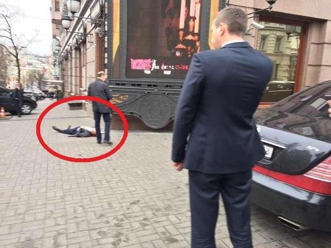 Убийство предателя Вороненкова в Киеве: навечно остался в «свободной стране»