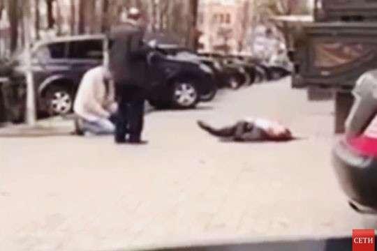 Убийца Вороненкова задержан и доставлен в больницу