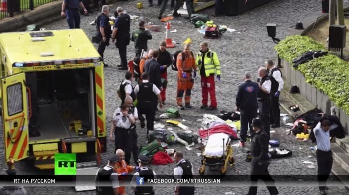 Теракте на мосту в Лондоне: члены британского парламента рассказали подробности