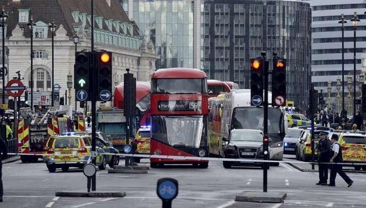 Теракт в Лондоне: ответственность взяли американские наёмники