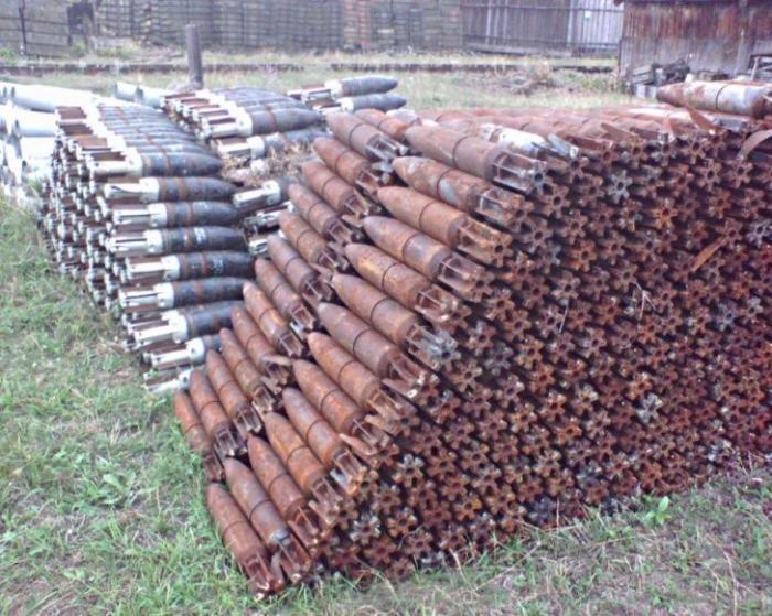 Пожар на складе боеприпасов в Харькове: как хранились снаряды в Балаклее?