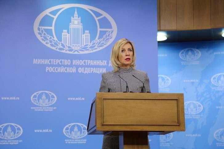 Брифинг официального представителя МИД России Марии Захаровой, 23.03.2017