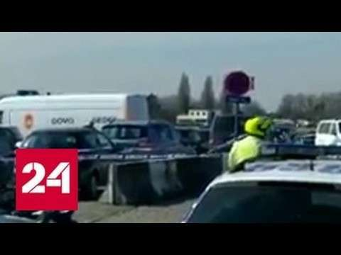 Теракт в Антверпене удалось предотвратить полиции