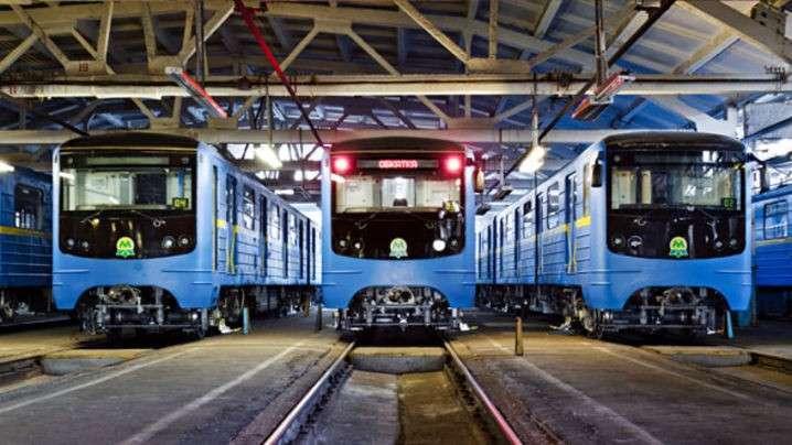 На Украине появилась первая жертва ухода российских банков: Киевский метрополитен
